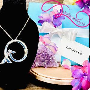 "NWOT Tiffany & Co. Paloma Picasso Pendant, 34"""